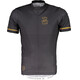 Maloja PushbikersM. Basic - Maillot manches courtes Homme - noir
